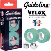 GUIDOLINE TRESSOSTAR VERT CELESTE X2 G900K16