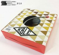 GAINE 18/10 BLANCHE 2,6 (Boite de 30m) KBLE GAINE69002