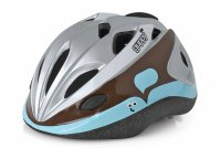 CASQUE ENFANT KID 46/53 GUPPY XS Bleu/Brown GUPPYB