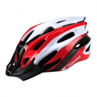CASQUE ENFANT JUNIOR APACHE 47/53 Rouge H300Q32