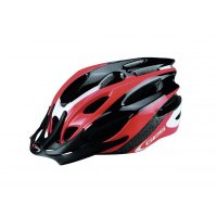 CASQUE STANDARD ROCKET 54/58 Blanc/Rouge H401Q31