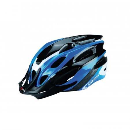 CASQUE STANDARD ROCKET 58/62 Bleu/Noir H406Q41