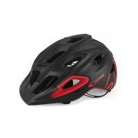 CASQUE INMOLD SUMMINT 55/61 ROUGE / NOIR 16 ventilations 290g H700X30