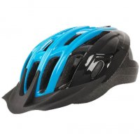 CASQUE INMOLD DYNAMIC BLUE BLACK M 54-58 cm HBI01M10
