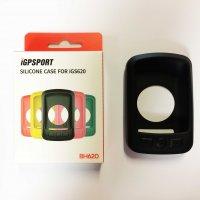 COMPTEUR GPS PROTECTION COMPTEUR SILICONE NOIRE POUR COMPTEUR IGS620 IGSBH620N