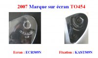 CASQUE SAV P KIT ARTICULATION 509 2007 KAST509N