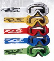 LUNETTES CROSS RC ROUGE STEEL LUN32R
