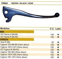 LEVIER DROIT FLAME & CYGNUS LV70922D