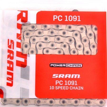 CHAINE 10 V SRAM PC 1091 114M Hollow Pin PC1091