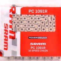 CHAINE 10 V SRAM PC 1091R 114M Hollow Pin Renforcée PC1091R