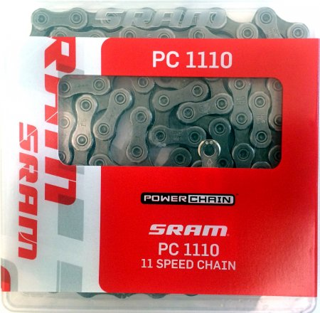 CHAINE 11 V SRAM PC 1110 114M Power Lock NX1 PC1110