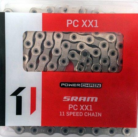 CHAINE 11 V SRAM PC XX1 118M Hollow Pin  PCXX1
