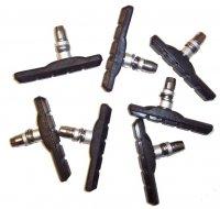 PORTE PATIN V-BRAKE VIS Asymétrique (Sachet de 25 paires) PPAT2430