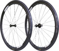 ROUE PAIRE TUFO CARBONA 30 mm - Tubular - CAMPAGNOLO 11V PRCARB30CA