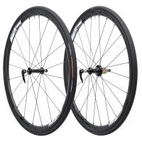 ROUE PAIRE TUFO CARBONA 30 mm - Tubular - SHIMANO 11V - OU CAMPA (CORPS OFFERT) PRCARB30SH