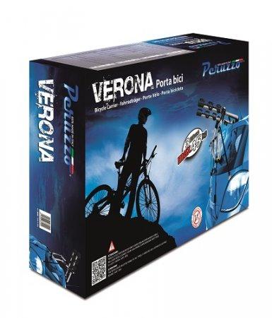 PORTE VELO SUR COFFRE VERONA 3 Vélos PV02