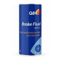 LIQUIDE FREIN DOT4+ Synthèse 1 litre Q8 Oils Q8DOT41L