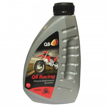Q8 Oils 2t Extreme Performance Syntetic RACING 1L Q8RACING2T