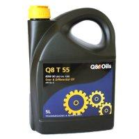 Q8 Oils TRANSMISSION T55 80W-90 5L Q8T555