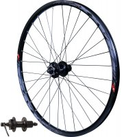 "ROUE VTT 29"" ARRIERE TRAXX TUBELESS READY - SHIMANO DEORE M475 K7 9/10 VITESSES 622x21C R29AR02"