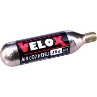 CARTOUCHES CO2 FILETEE 16G Unité VELOX RCO216S00