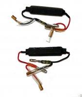 ELECTRICITE RESISTANCE 10W-10 OHMS (Set 2) POUR CLIGNO LED RES11273