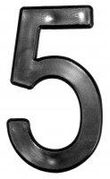 SACHET de 10 Rislans 5 pour Plaques Prépercées MOTO & SCOOTER RILSAN5