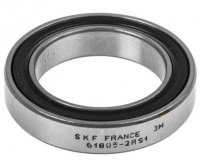 ROULEMENT 61805-2RS1 SKF 25X37X7 SIMPLE RANGEE RLM61805-2RS1