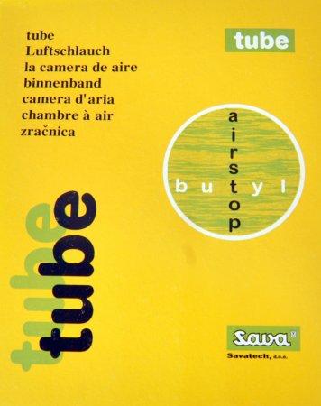 CHAMBRE SCOOTER CH SAVA 400x10 TR87 SA516303
