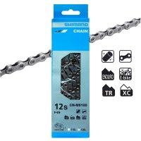 CHAINE 12 V SHIMANO XT 126 Maillons Quick Link CN-M8100 12v E-BIKE READY ICNM8100126Q SHC13