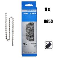 CHAINE 9 V SHIMANO HG 53 Boite ECNHG53C116I SHC8