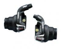 MANETTE DERAILLEUR 3x6V REVO Tourney RS35 Paire SHM22