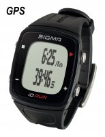 CARDIOFREQUENCEMETRE SIGMA MONTRE GPS iD.RUN BLACK SIG24800