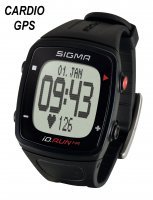 CARDIOFREQUENCEMETRE SIGMA MONTRE GPS iD.RUN HR NR SIG24900