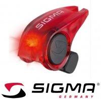 ECLAIRAGE VELO FEU STOP SIGMA BRAKELIGHT RED SIG31000