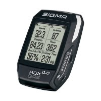 COMPTEUR SIGMA ROX 11.0 GPS BLACK SIGROX11B