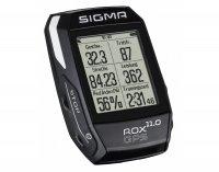 COMPTEUR SIGMA ROX 11.0 GPS BLACK SET SIGROX11BSET