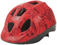 CASQUE ENFANT KID 46-53 XS Rouge SMIL SMILK17