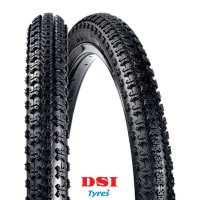 PNEU VELO DSI 20x1.75 SRI-61 Full Black PAPILLON SRI61-20X175