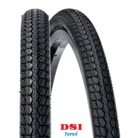 PNEU VELO DSI 650X35B (26x11/2) SRI-79 Full Black WIND SRI79-650X35