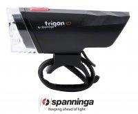 ECLAIRAGE VELO FEU AV TRIGON Piles 10 Lux TRIGON10