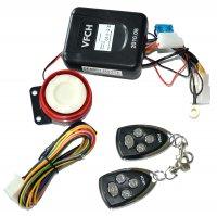 ANTIVOL ALARME MOTO SCOOT 2 Télécommandes CE VFCH1