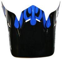 CASQUE SAV P VISIERE CROSS 07 Bark/Bleu  VIS1513-06