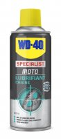 LUBRIFIANT CHAINE 400 ml Conditions Sèches WD40 MOTO  WD40-MLC