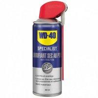 LUBRIFIANT SEC PTFE 400 ml WD40 WD40-PTFE