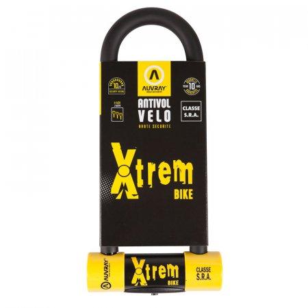 ANTIVOL U XTREM BIKE SRA 80 X 250 D.16MM XTRB250AUV