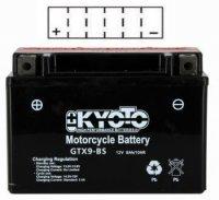 BATTERIE YTX9-BS (GTX-9BS)   SE / HP YTX9BS