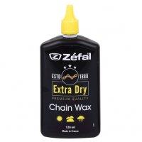 LUBRIFIANT sec Extra Dry Wax - 120 ml Zefal Z9612